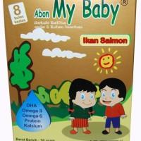 harga Abon Bayi My Baby - Ikan Salmon Tokopedia.com
