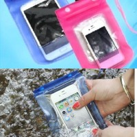 Sarung HP Waterproof Bag Smartphone Cover Anti Air Cell Phone Mobile
