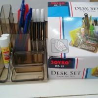 DESK SET ORGANISER / TEMPAT ALAT TULIS JOYKO DS-15