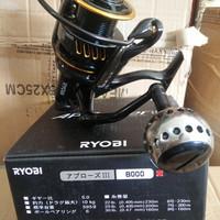 harga Reel Ryobi Ap Power III 8000 Tokopedia.com