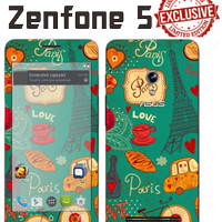 harga Garskin Asus Zenfone 5 Paris Love Tokopedia.com