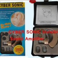 Alat bantu dengar / Hearing Aid Cyber Sonic (As Seen On TV)
