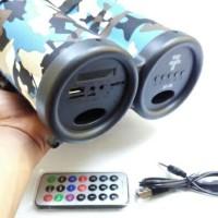 Speaker Portable Army