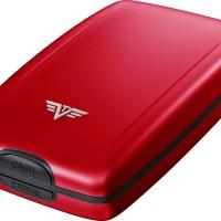harga TRU VIRTU OYSTER2 CLASSIC LINE RED PEPPER ANTI RFID ALUMINIUM WALLET Tokopedia.com