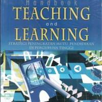 harga Handbook Teaching And Learning M128 Tokopedia.com