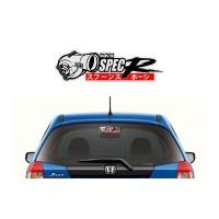 Sticker HKS Spoon Sport