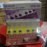 harga Inverter Dc 12v/24v To Ac220 Up To 1000w Inverter Kit 1000 W 1000watt Tokopedia.com