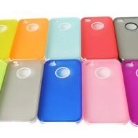 iPhone 4/4s Infinity Line Hardcase