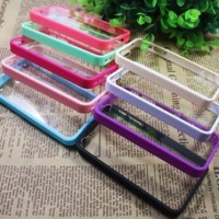 iPhone 4/4s TPU Crystal Back Case