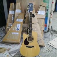Gitar Kidal Adam black S-5LCE original Samick