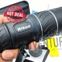 Teropong Monocular/Teropong Satu Mata Nikon 16 x 52 Coated Lens