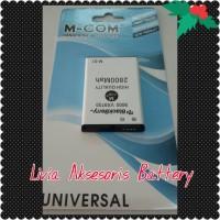 harga Promo !!! Baterai Blackberry Onix 2800 Mah Merk M Com Tokopedia.com