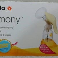 MEDELA Harmony Light Manual Breastpump | Breast pump | Pompa ASI