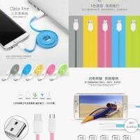 Baseus String Kabel Micro USB Data Charge Cable Unik Keren Murah