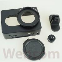 Casing Aluminium Xiaomi Yi   Aluminum Protective Case For Xiaomi Yi