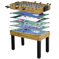 harga 11-in-1 Mini Game Table - Mainan Hadiah Anak Meja Pool Billiard Soccer Tokopedia.com