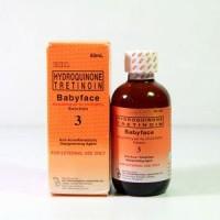 RDL PHARMACEUTICAL BABY FACE TONER ORIGINAL PHILIPPINES HYDROQUINONE T