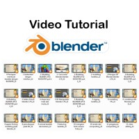 DVD Tutorial Belajar Animasi Dengan Blender