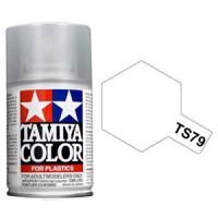 Tamiya TS-79 Semi Gloss Clear Spray Paint