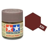 Tamiya X-33 Bronze Acrylic Paint