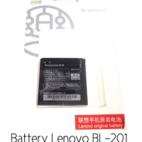Lenovo Baterai Bl-201 A690/a60+ Original 100%