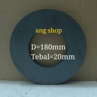 harga Magnet Speaker Ukuran Diameter 180mm Tebal 20mm Tokopedia.com