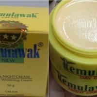 CREAM TEMULAWAK ORIGINAL Holo Gold / Emas Besar - Krem Siang & Malam