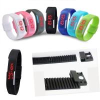 Sport LED Digital Watch Jam Tangan Nike Adidas Sport