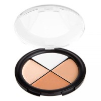 Coastal Scents Camo Quad Concealer Medium