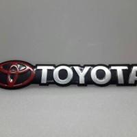 harga Emblem Toyota Tokopedia.com