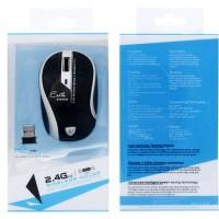 Mouse Wireless Unique Seri Earth / Mouse Model Premium