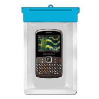 Zoe Waterproof Bag Case For Motorola EX115