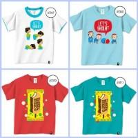 Kaos Anak Afra Kids size XL