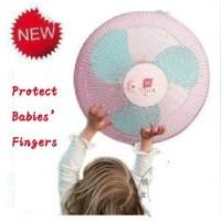 Sarung Pelindung Kipas Angin utk Keamanan Jari Anak dan Bayi Cover Fan