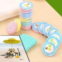 Magic Towel / Handuk Mini untuk Travel / Handuk Penyerap Serba Guna