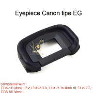 Eyepiece Canon tipe EG for EOS-1D Mark III/IV, EOS-1D X, EOS-1Ds Mark
