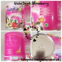 Jual GLUTA DRINK STRAWBERRY [ ORIGINAL ] Murah