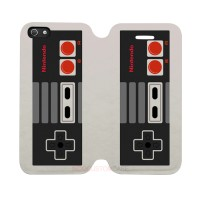harga Calv Nintendo Brighter Iphone 5-5s Custom Flip Cover Case Tokopedia.com
