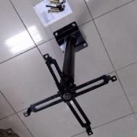 Bracket Proyektor/Breket LCD Projector Bisa Semua Proyector/Universal