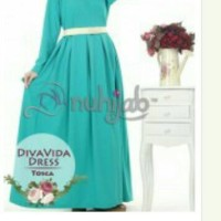 NUHIJAB DIVA VIDA DRESS