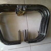harga Engine Guard Motor Verza150,new Megapro Karbu Dan Fi Tokopedia.com