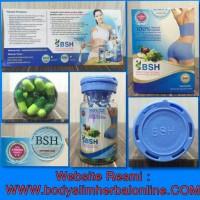 BODY SLIM HERBAL / BSH NEW STRONG FORMULA 1000% ORIGINAL