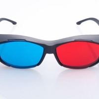 Kacamata 3D Nvidia Red Cyan