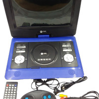 "DVD Portable TORI TDP-901 10"" Inch"