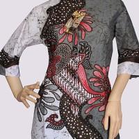 Blouse Batik / Kemeja Atasan Wanita Bl283