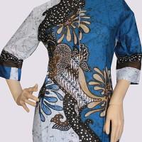 Blouse Batik / Kemeja Atasan Wanita Bl282