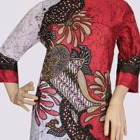 Blouse Batik / Kemeja Atasan Wanita Bl281