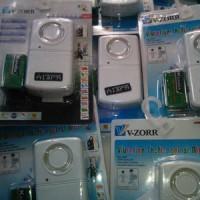 harga Alarm Sensor Gerak / Alarm Anti Maling Sensor Gerak Tokopedia.com