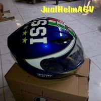 Helm AGV K3 Rossi New Mugello (TERBARU)