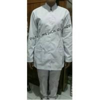 harga Seragam Perawat/baju Perawat/baju Nurse/baju Suster Tokopedia.com